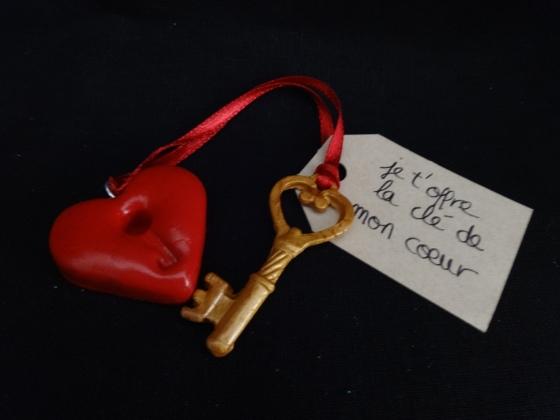 La clé de mon coeur